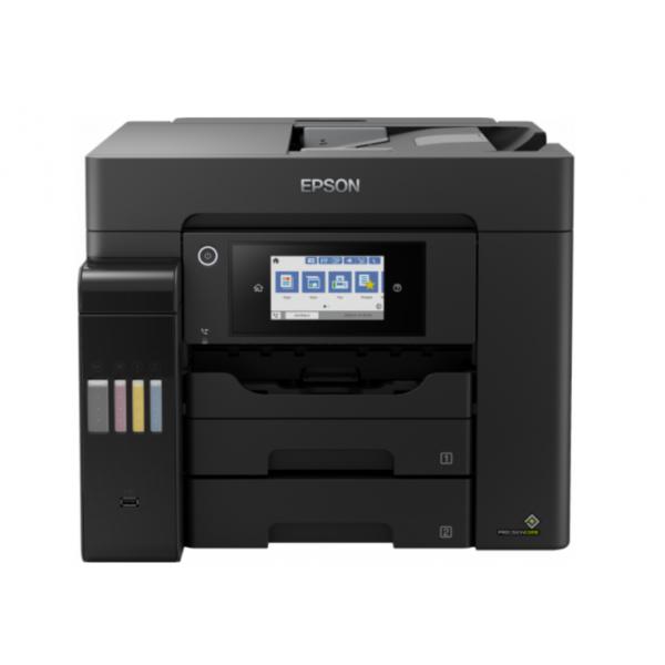 Epson Multifunctional Printer EcoTank L6570 Colour, Inkjet, A4, Wi-Fi, Black