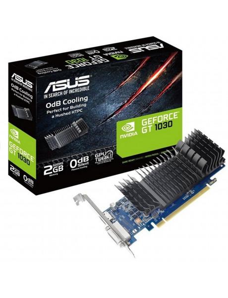 Asus NVIDIA, 2 GB, GeForce GT 710, GDDR5, PCI Express 2.0, Cooling type Passive, Processor frequency 954 MHz, DVI-D ports quantity 1, HDMI ports quantity 1, VGA (D-Sub) ports quantity 1, Memory clock speed 5012 MHz