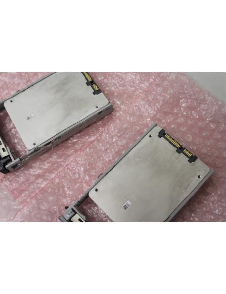 SALE OUT. Dell HDD 2.5/ 960GB / SSD SATA / 512e / 2.5in Hot Plug S4510 Drive, 1 DWPD,1752 TBW, CK Dell MARKS ON CASE