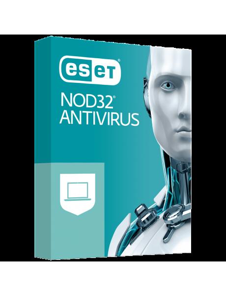 Eset NOD32 Antivirus 13, New licence, 1 year(s), License quantity 1 user(s), BOX