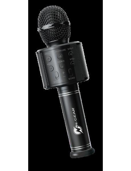 N-Gear Sing Mic S20 Bluetooth Karaoke Disco Microphone