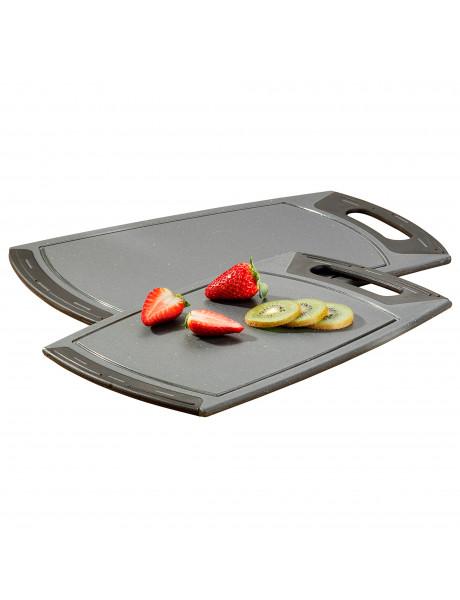 Stoneline Cutting board set 9403 2 pc(s), Grey