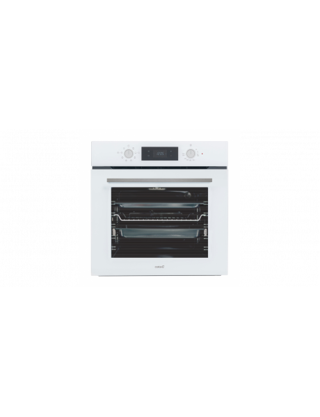 CATA Oven MDS 7208 WH 72 L, Multifunctional, AquaSmart, Touch/Push pull knobs, Height 59.5 cm, Width 59.5 cm, White