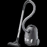 Electrolux Vacuum Cleaner EEG44IGM Bagged, Dry cleaning, Power 650 W, Dust capacity 3 L, 80 dB, Metallic Grey