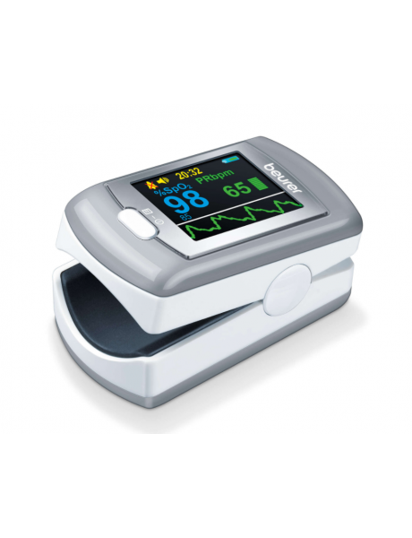 Beurer Pulse Oximeter PO 80 Display Graphic, Auto power off