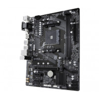 Gigabyte GA-A320M-S2H 3.0 Processor family AMD, Processor socket AM4, DDR4 DIMM, Memory slots 2, Number of SATA connectors 4 x SATA 6Gb/s, Chipset AMD A, Micro ATX