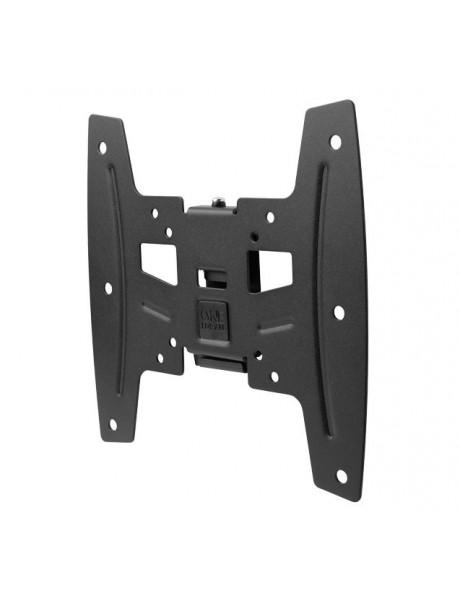 ONE For ALL Wall mount, WM 4211, 19-42 , Fixed, Maximum weight (capacity) 50 kg, VESA 75x75, 100x100, 200x100, 200x200 mm, Black