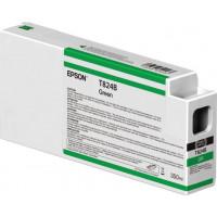 Epson UltraChrome HDX T824B00 Ink Cartridge, Green
